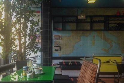 Trans-Europe Cafe Glasgow