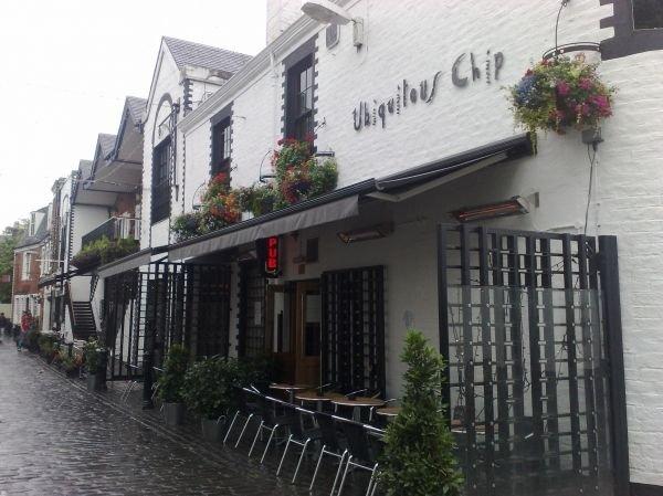 Ubiquitous Chip Glasgow