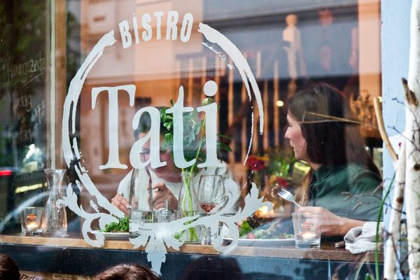 Bistro Tati – French bistro flair and food