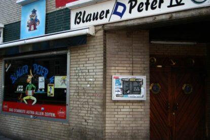 Blauer Peter Hamburg