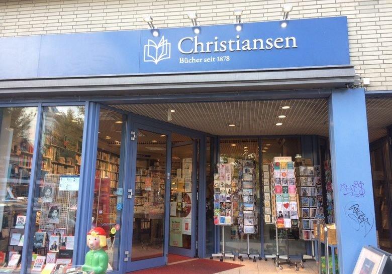Buchhandlung Christiansen Hamburg
