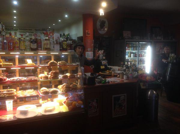 Café Bel Dì – Portuguese culture in the centre
