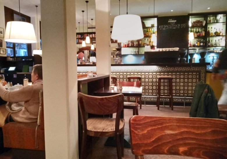 Café Leonar Hamburg