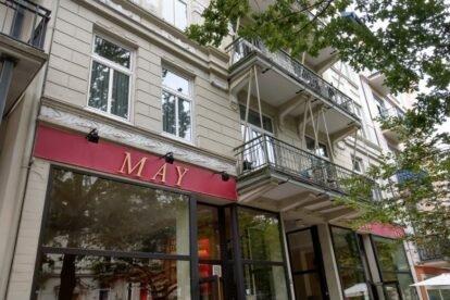 Cafe May Hamburg