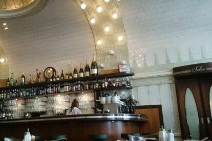Café Paris – A rare inner-city gem