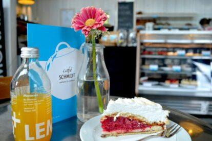 Café Schmidt Elbe Hamburg
