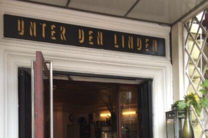 Café unter den Linden Hamburg