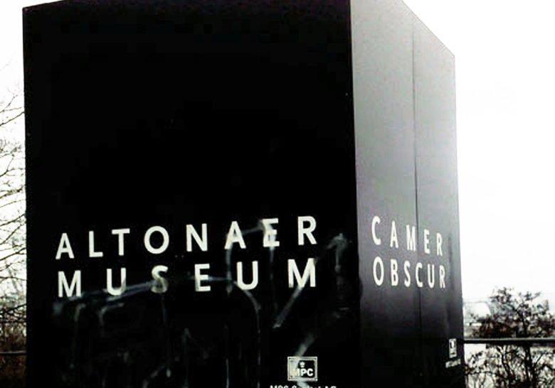 Camera Obscura – Or upside down black box!