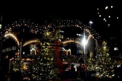 Christmas Markets Hamburg