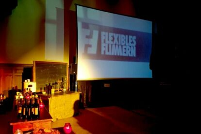 Flexibles Flimmern – The mobile movie theater