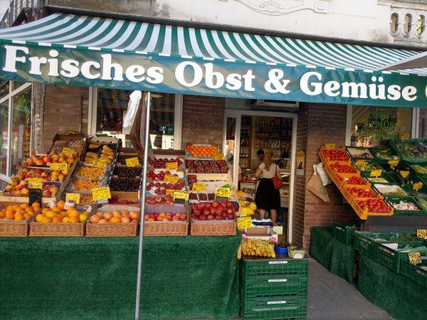 Frisches Obst & Gemüse Güler Hamburg