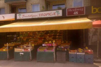 Fruchthaus Tropica Hamburg