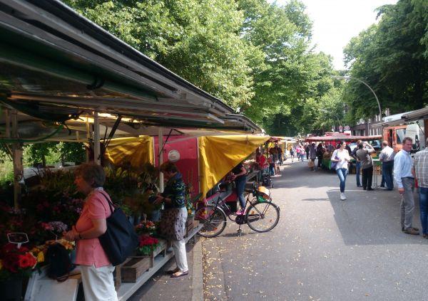 Goldbekmarkt Hamburg
