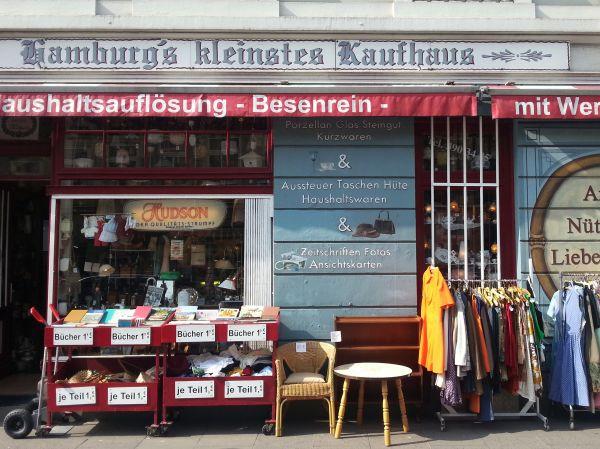 Hamburgs Kleinstes Kaufhaus Hamburg