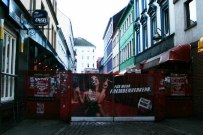 Herbertstraße Hamburg
