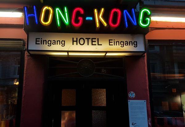 Hong-Kong Hotel Hamburg