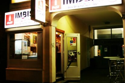 Imbiss bei Schorsch Hamburg