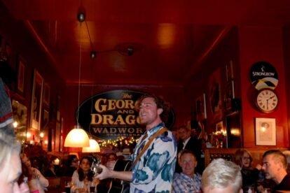 KEMP's English Pub Hamburg