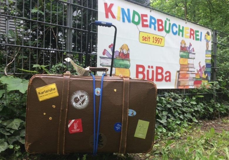 Kinderbücherei Bahrenfeld BüBa Hamburg