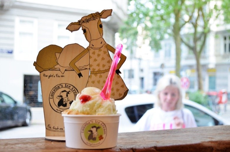 Luicella's Ice Cream Hamburg