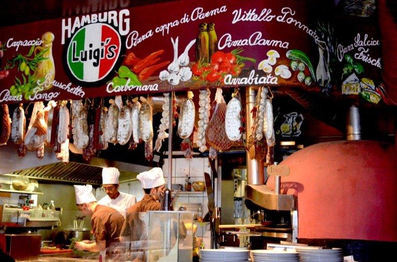 Luigi's Hamburg
