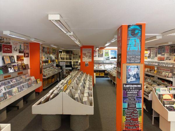Michelle Records Hamburg