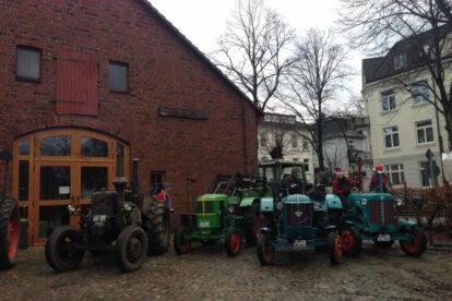 Old Barnyard Hamburg