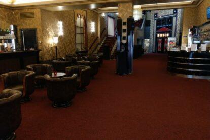 Passage Kino – Cinema like in the '20s