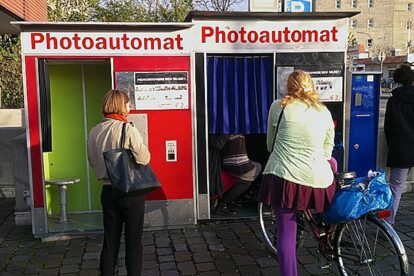 Photoautomat Hamburg