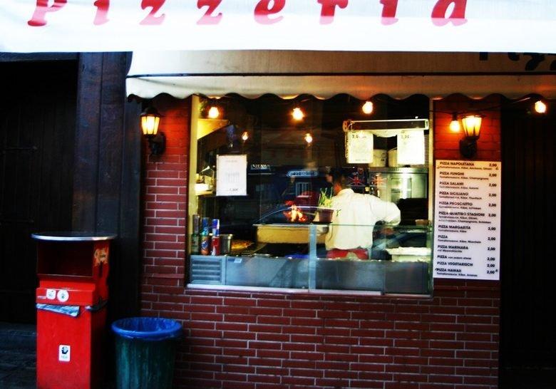 Pizzeria Alt Hamburg Hamburg