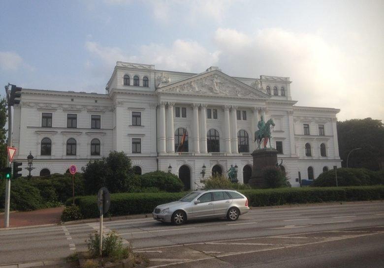 Rathaus Altona Hamburg