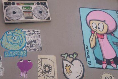 Street Art Tour Hamburg