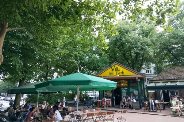 Villa im Park Hamburg