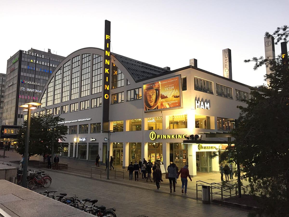 Finnkino Tennispalatsi – A little movie escape – Helsinki tips by locals | Spotted by Locals ...