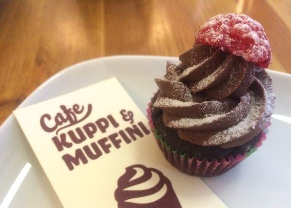 Cafe Kuppi & Muffini Helsinki