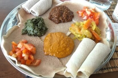Addis Ethiopian Kitchen Helsinki