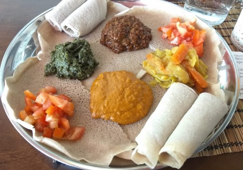 Addis Ethiopian Kitchen Helsinki