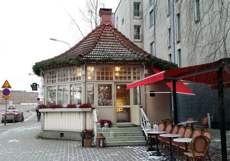Cafe Mutteri Helsinki