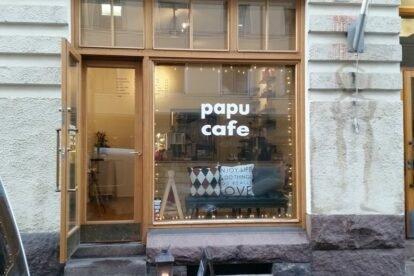 Cafe Papu Helsinki