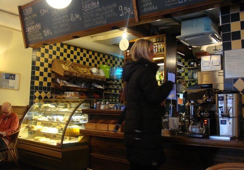 Café Tin Tin Tango Helsinki