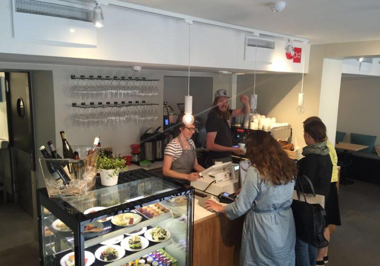 El Fant Coffee & Wine Helsinki