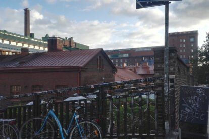 Elanto Block Helsinki
