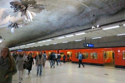 Helsinki Metro Helsinki