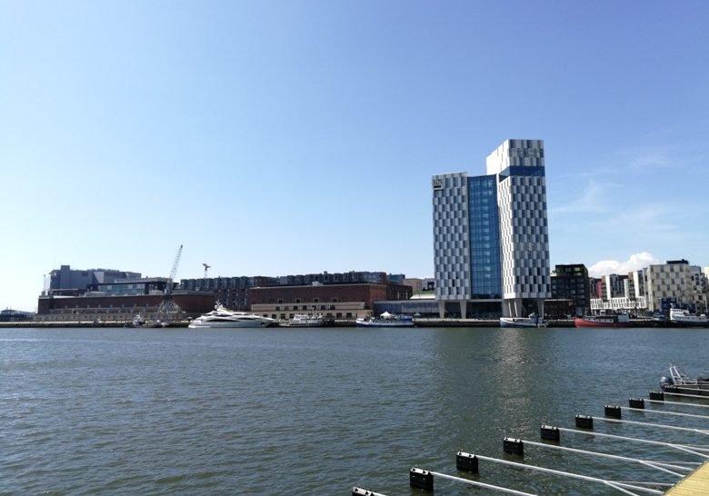 Hietalahti Port Helsinki