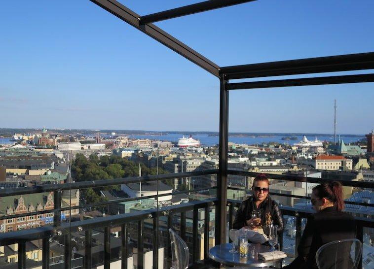 Hotel Torni Ateljée Bar Helsinki