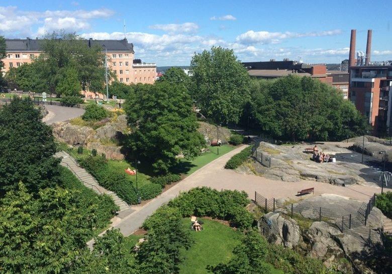 Katri Valan Puisto Helsinki