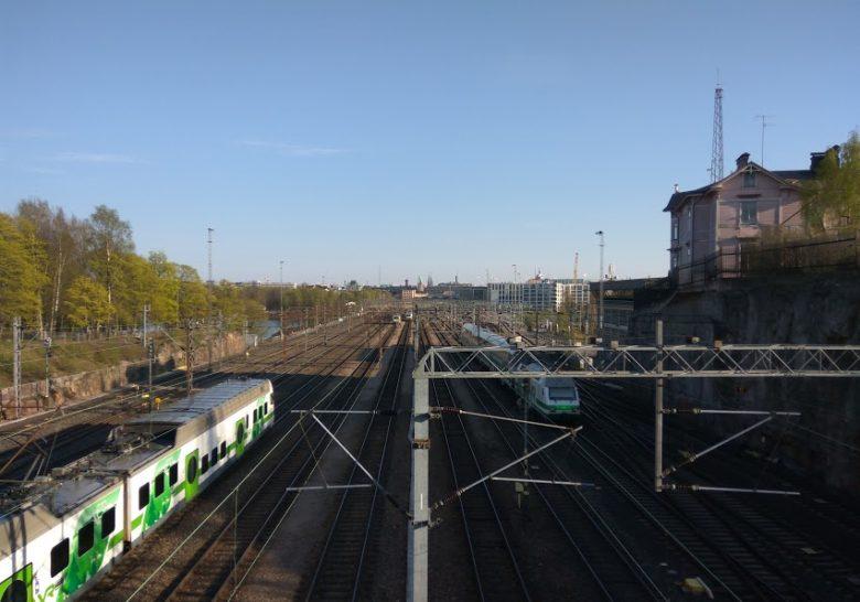 Linnunlaulun silta Helsinki