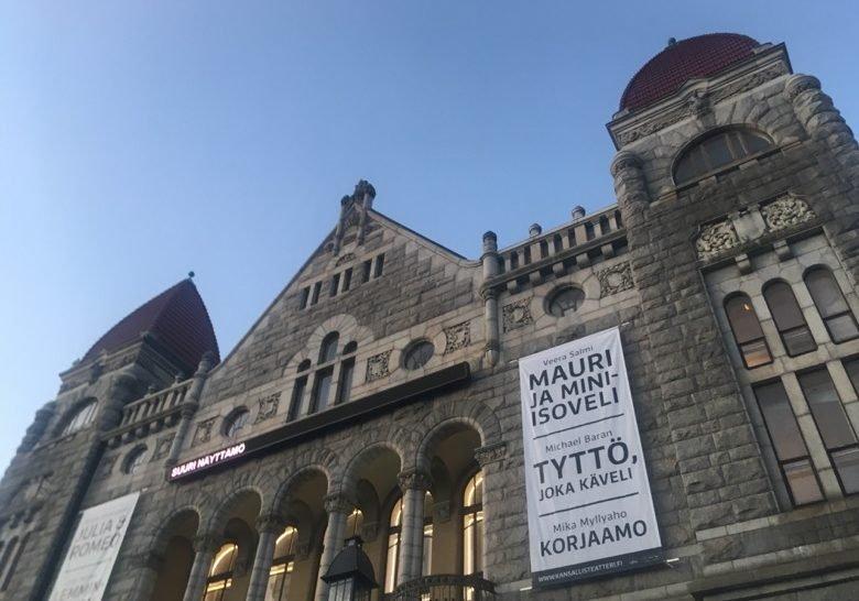 National Theater Helsinki