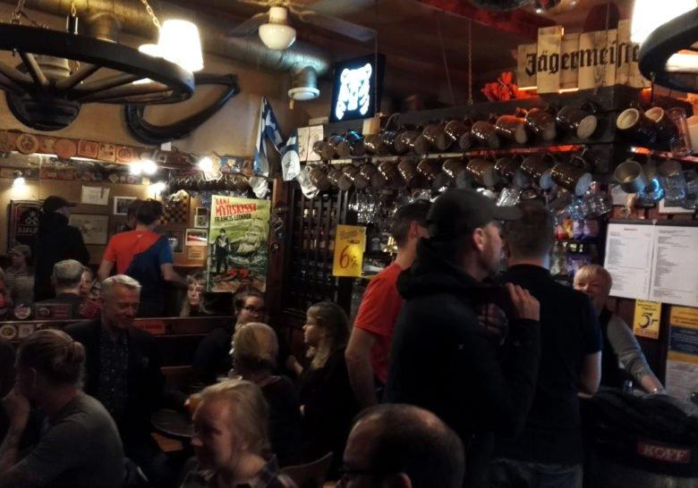 Pub Sirdie Helsinki