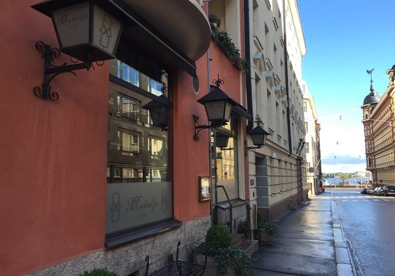 Restaurant Rodolfo – Oldest Italian in Town